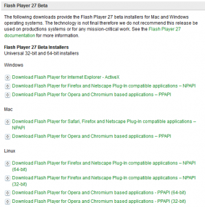 Is Your Flash Plugin Crashing with the vSphere Web Client? – The